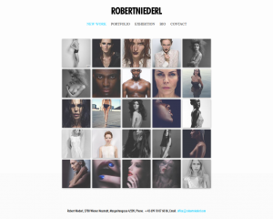 Shoot again – Robert Niederl Website v2.0